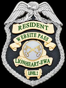 Resident Membership - Lionheart-EWA